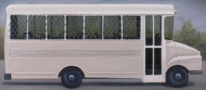Prison Bus