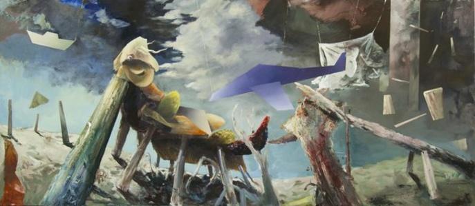 Metaphysical Landscape 1