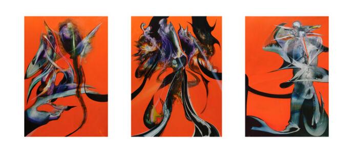 The Body (Triptych)