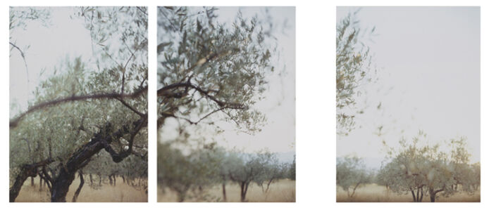 Exploding Triptych