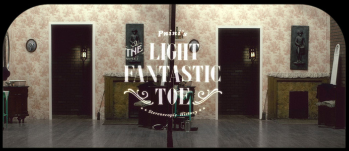 The Light Fantastic Toe