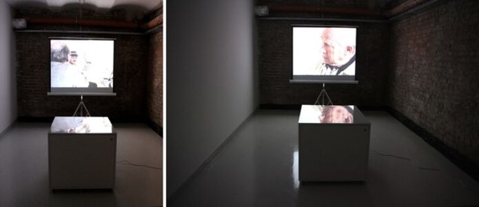 Installation view of the exhibition 'Genesis'