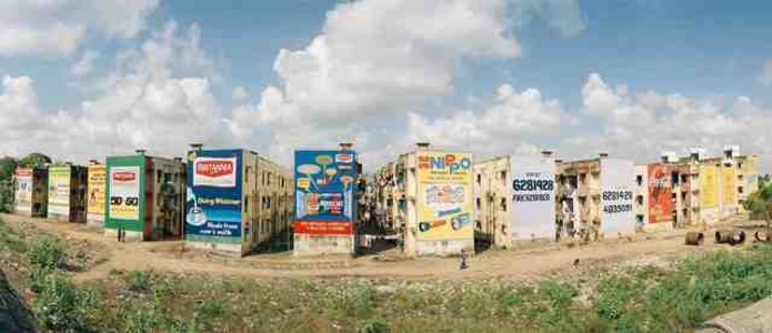 India, Chennai, Advertisements.
