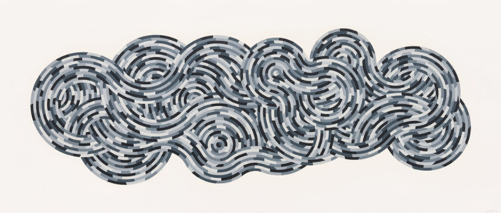 Whirls and Twirls (Black)