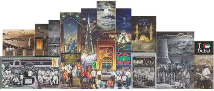 Postcards from Dubai (Night)
