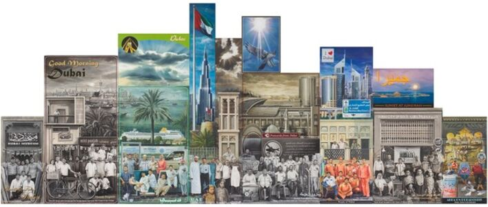 Postcards from Dubai (Day)