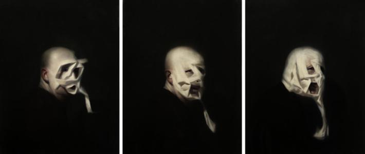 Metamorphosis (triptych)