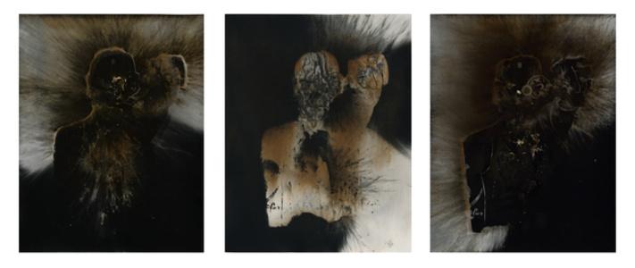 Assailant #2 Triptych