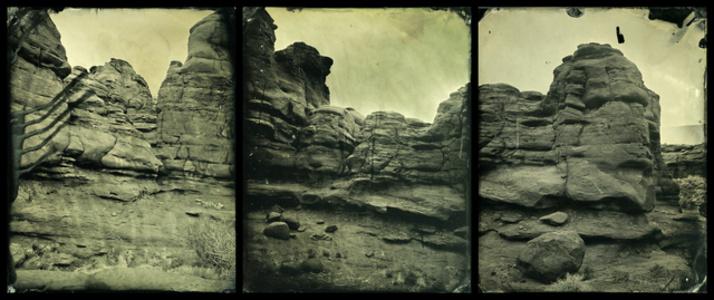 Flash Rock Bowl: Moab, UT