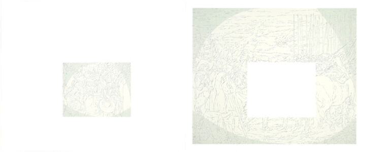 Untitled (Old Master Diptych)