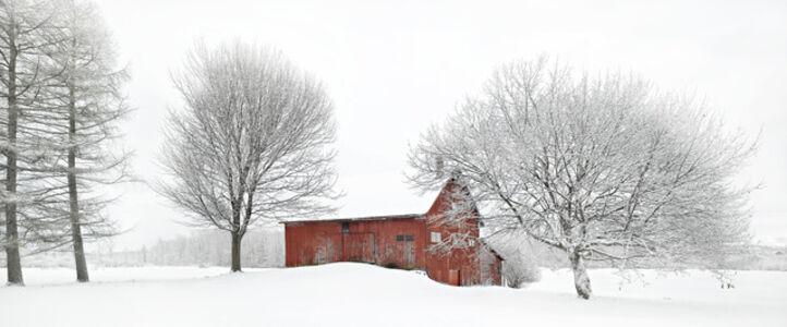 Charlotte Barn - Winterscape 1
