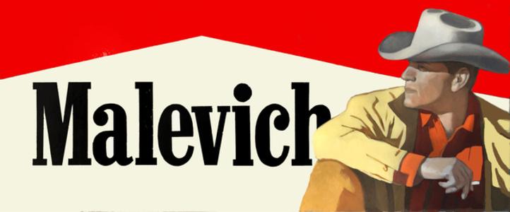 Malevich Cowboy