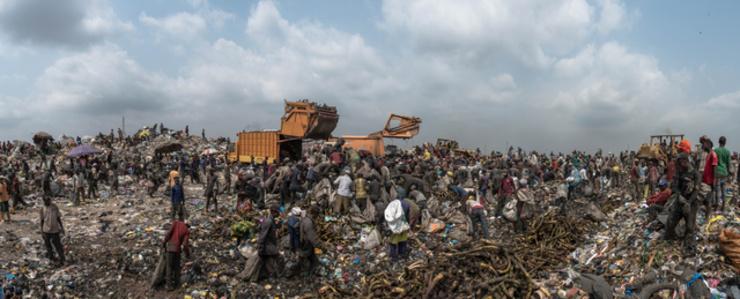Wasteland, Lagos