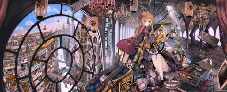 Robotic Lolita