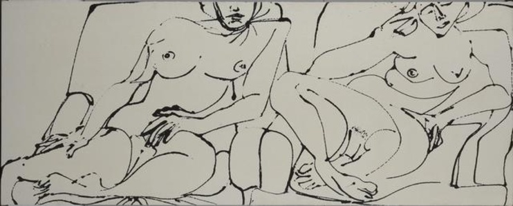 Untitled (Nudes)