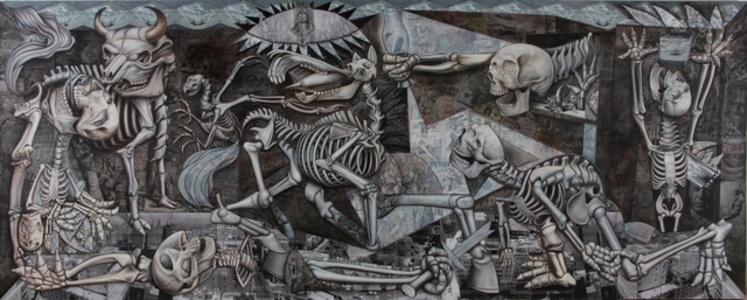 Graveyard Guernica