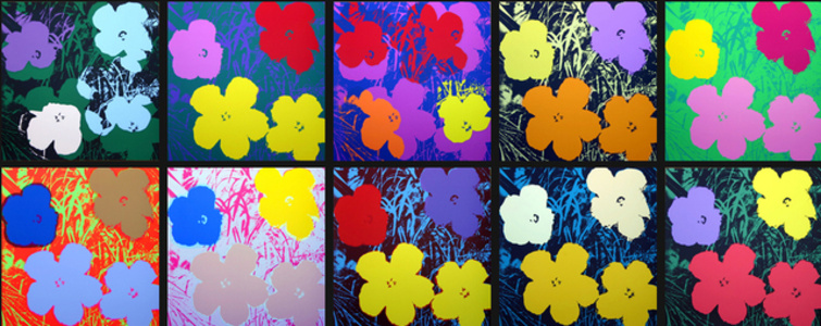 Flower Portfolio