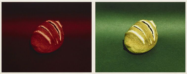Color & Shapes, Diptych 1