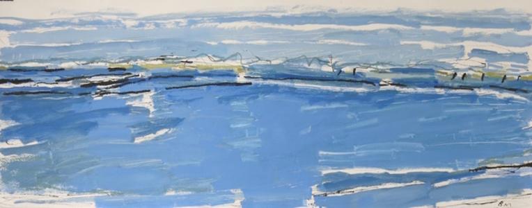 Blue Summer, East Head
