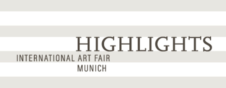 Ludorff at HIGHLIGHTS Internationale Kunstmesse München 2017