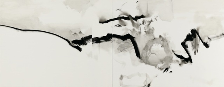 Oil on Canvas, Originator Unkoku Togan
