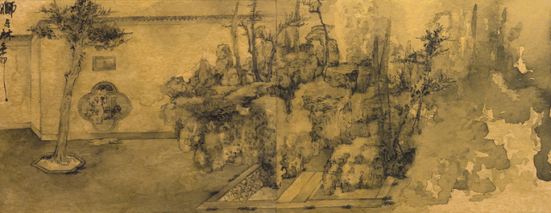 Views of Lion Grove Garden (Shizi lin)