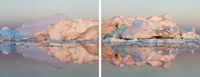 Ilulissat 13, Diptych