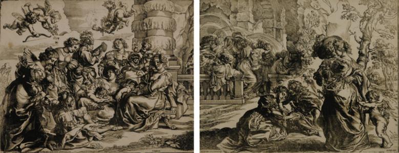 The Garden of Love (after Peter Paul Rubens [1577-1640])