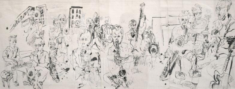 Alan Ferber Big Band at Jazz Gallery