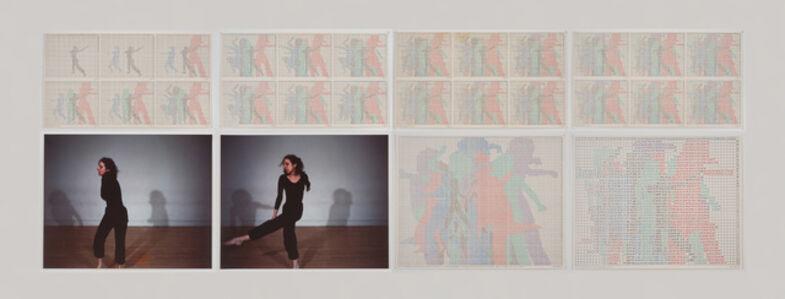 Motion: Trisha Brown Dance, Set #11