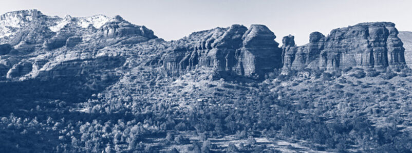 Blue Parrot Canyon