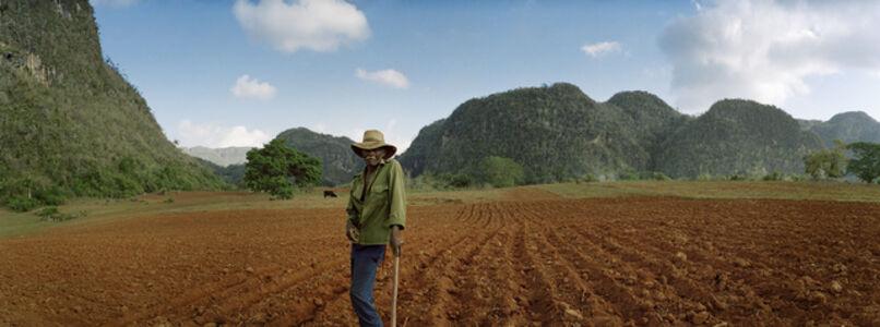 Campesino with a Hoe, Pinar del Rio