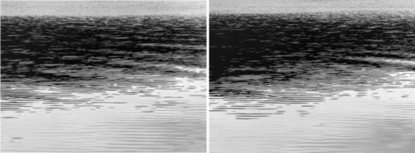 Líneas de agua. Hestfjordur