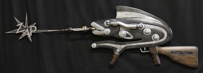 Sea Ray Gun