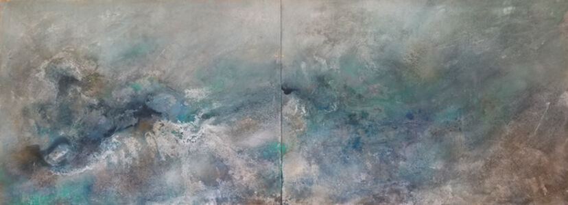 Earth Diptych (1)