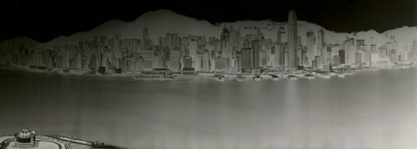 To See Hong Kong Island from Kowloon 12-13 July 2015