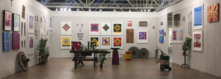 Contini Art UK at Artefiera Bologna 2018