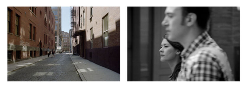 Exposure #90: N.Y.C., Collister & Hubert Street, 06.03.11, 10:50 a.m.