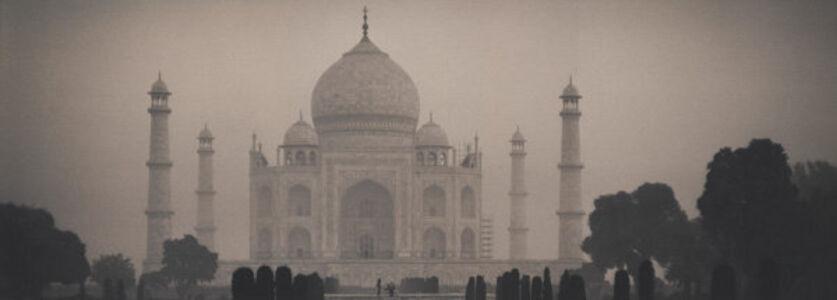 Taj Mahal, Agra, Uttar, Pradesh, India