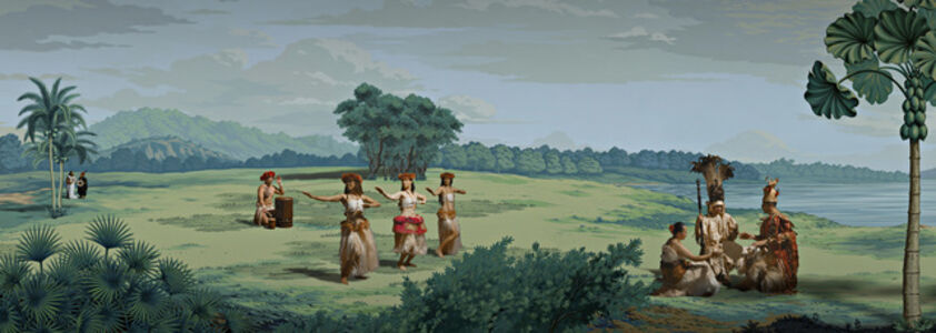 Omai and Obeera / Hawaiian Hula / Chiefly Pursuits (00000 / 00525)
