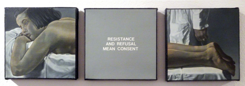 Resistance and Refusal Mean Consent