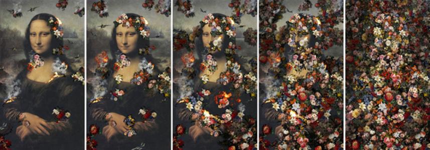 Ruins Mona Lisa