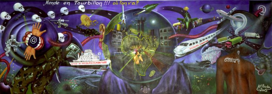 Monde en Tourbillon !!! Où l'on va?