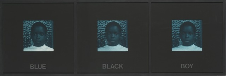 Blue Black Boy (from Colored People)