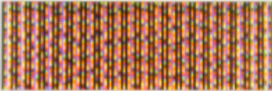 Color Space – ROGBYP random impulse system map
