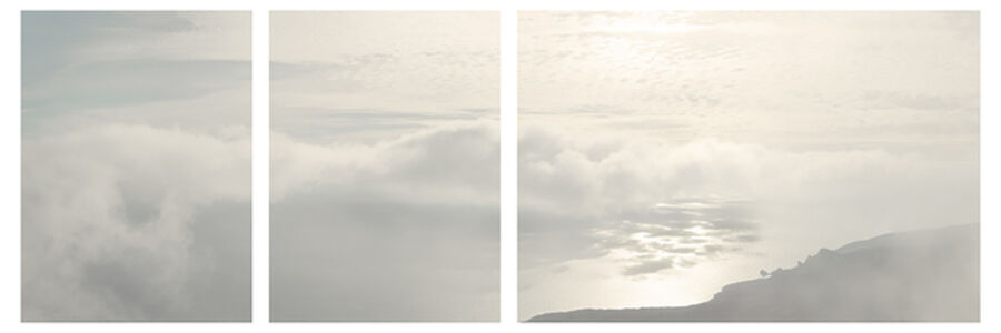 Landscape and memory, Crimea, Jospeh Beuys, Study 8