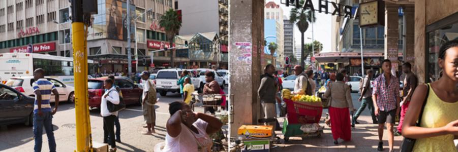 Dr Pixley Kaseme Street, Durban