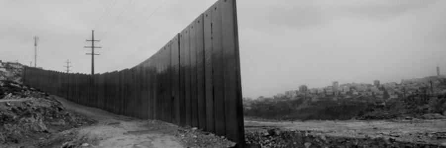 Shu'fatRefugee Camp, overlooking Al 'Isawiya, East Jerusalem