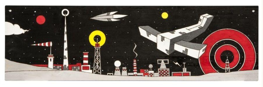 """Spaceport"""