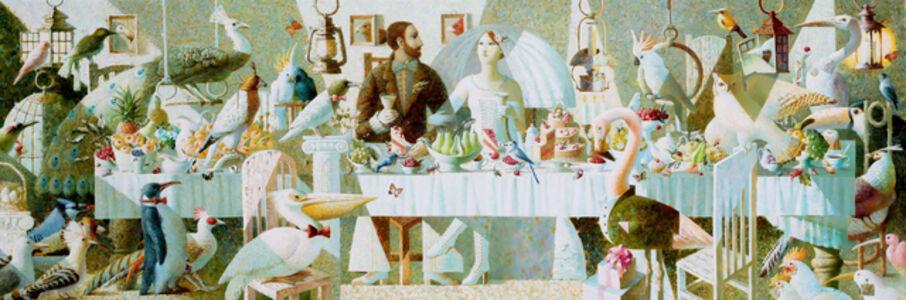 Wedding of Ornothologist
